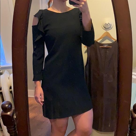 d5af2913c0 Pinko Dresses   Open Shoulder Little Black Dress   Poshmark